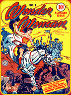WONDER WOMAN - SERIES I #1