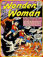 WONDER WOMAN - SERIES I #129