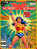 WONDER WOMAN - SERIES I #329
