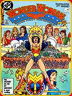 WONDER WOMAN - SECOND II #1 - February 1987