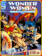 WONDER WOMAN - SERIES II #93