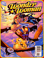 WONDER WOMAN - SERIES III #1 - June 2006