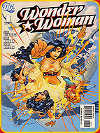 WONDER WOMAN - SERIES III #1 - June 2006 - Alternative Cover